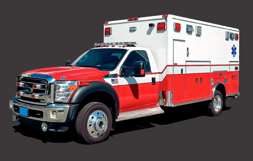 Optimo Electronics - Vehicles - Ambulance